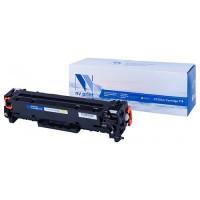 Картридж NV Print CC532A/718 Yellow для HP и Canon