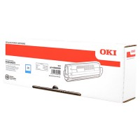 Oki 45862851 / 45862839 тонер-картридж оригинальный