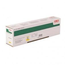 Oki 45862849 / 45862837 тонер-картридж оригинальный